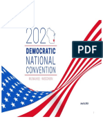 Dnc Convention Information