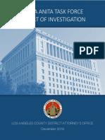 LA District Attorney's report on Santa Anita