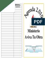 Agenda Ministerial MRP