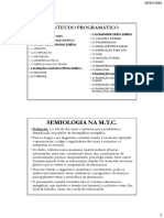 APOSTILA SEMIOLOGIA  2019