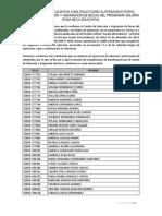 Salario Rosa Beca Educativa 2019 Diciembre