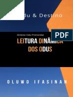 LIVRO ODUS E DESTINO - KITANDA DOS ORIXAS