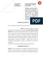 Casación-674-2018- FALSA DECLARACION EN PROCEDIMIENTO ADMINISTRATIVOSan-Martín-Legis.pe_