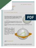 Il teorema di Pitagora sulla sfera