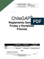 ChileGAP Reglamentos.