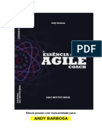 eBook a Essencia Do Agile Coach