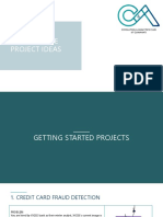 Data Science Projects - C&A