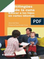 Multilingües desde la cuna_ educar a los hijos en varios idiomas - Sole Mena, Anna