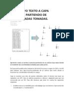 DE ARCHIVO TEXTO A CAPA SHAPEFILE PARTIENDO DE COORDENADAS TOMADAS.docx