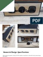 engineering 2 speaker