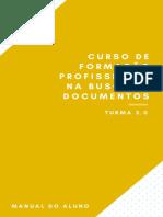 Manual Do Aluno Cbd 30