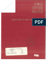 Two Over Mars - Mariner 6 and Mariner 7, February - August 1969