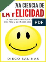 Salinas Diego - La Nueva Ciencia De La Felicidad