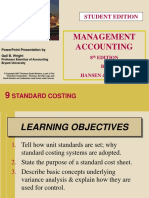 CH 09 - Standard Costing.ppt