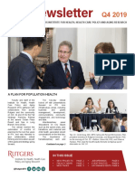 IFH Q4 Newsletter