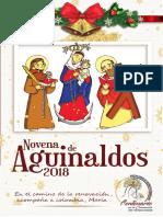 Novena de Aguinaldos 2018