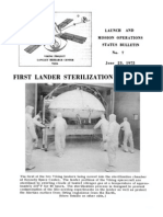 Viking Lander Sterilization