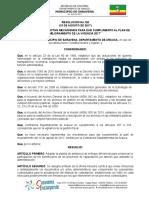 10.RESOLUCION 2017 Adopcion Planillas