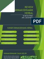 REVIEW FARMAKODINAMIK HERBAL.pptx
