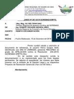 MEMORANDO DE GRFFS