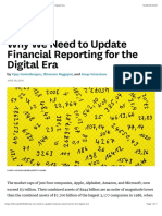 2019-08-13 HBR- Why We Need to Update Financial Reporting for the Digital Era