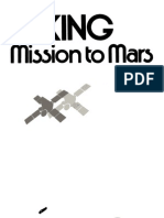 Viking Mission to Mars Brochure