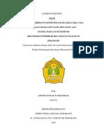 laporan PkmD