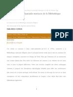 Los manuscritos aljamiado-moriscos de la Bibliothèque nationale d'Algérie