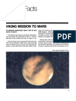 Viking Mission to Mars