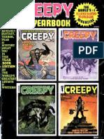 Creepy 1970 Yearbook