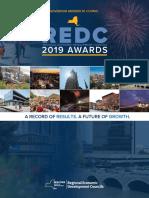 2019 REDC Awards