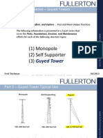 Part 3 Engineer Training Series-Guyed Towers- FULLERTON