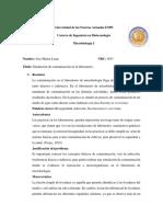 Lema Vicuña Jose Martin_informe 1_ Nrc 3633_microbiologia i _ Simulación de Contaminación en El Laboratorio