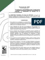 Resolucion 19065_2006 SSSA