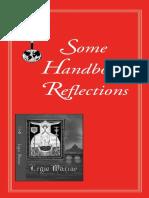 Legion of Mary - Some Handbook Reflections