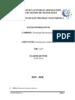 informe protecciones mototres