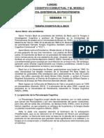 PDF Terapia Cognitiva de Beck 2019 Tcb 11