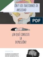 LA DEPRESIÓN Y LOS TRASTORNOS DE ANSIEDAD
