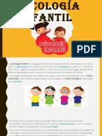 PSICOLOGÍA  INFANTIL.pptx