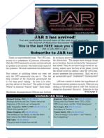 Journal Of Abduction Research ( JAR ) issue 2