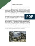 CAMPANA DE FRANKLIN