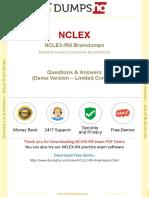 nclex-rn-demo-170705092947