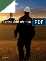 Training catalog GE-Bently Nevada