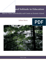Stern, Julian. Loneliness and Solitude in Education_ How to Value Individuality and Create an Enstatic School (2014)