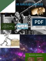 Ciencias de Galileo Galilei