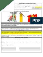FT-SST-078 Formato Conformación de Brigada Contra Incendios