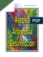 asepsia antisepsia y desinfeccion