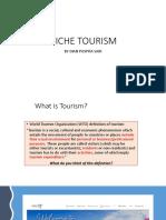 Niche Tourism_Dian Ps