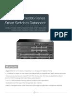 T1600G Series Datasheet