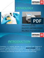 PATHOLOGY LAB